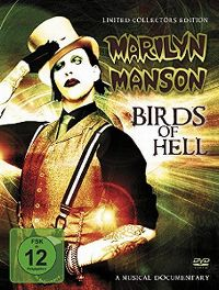 Cover Marilyn Manson - Birds Of Hell [DVD]